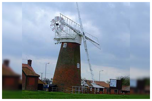 Stracey Arms Windpump